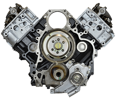 Invest in a premium Gearhead remanufactured diesel engine